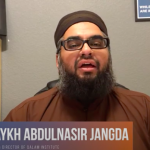 Flying While Muslim – Shaykh AbdulNasir Jangda