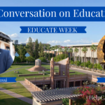 A Conversation on Education