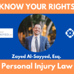 Know Your Rights: Personal Injury | CAIR-AZ + Zayed Al-Sayyed, Esq.